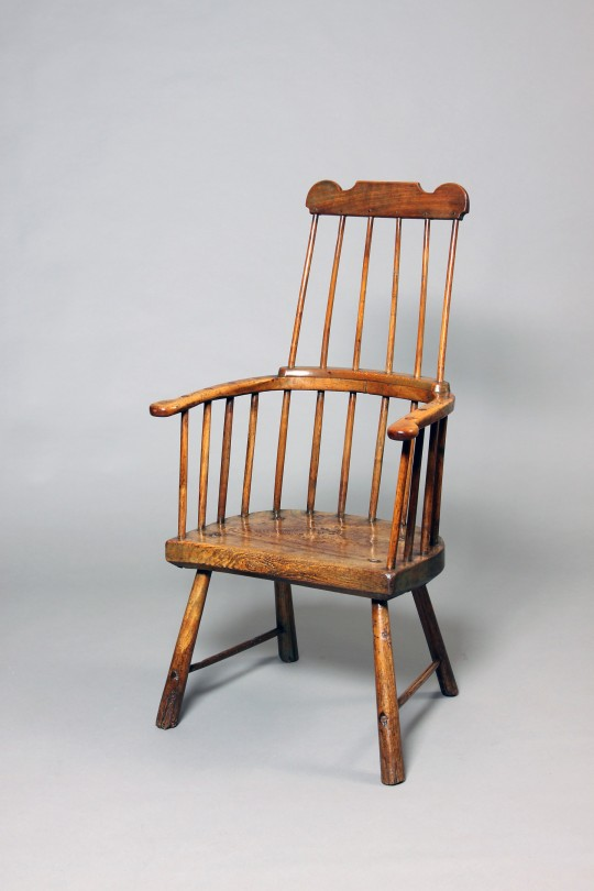Welsh comb back stick chair Sold