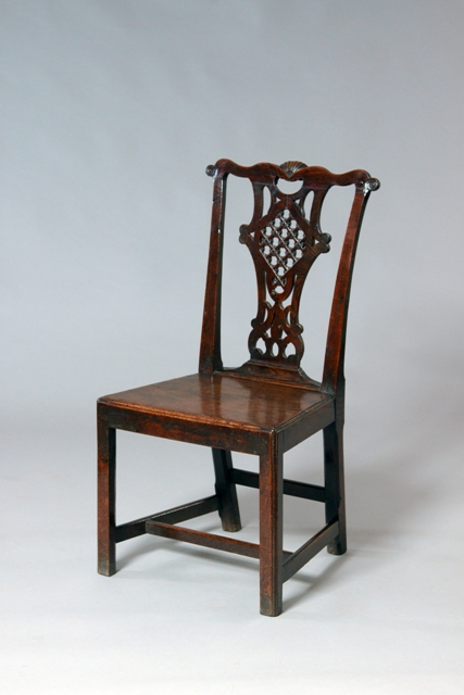 Welsh oak chair Sold