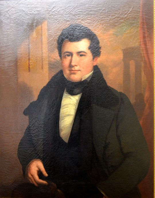 19th century portrait