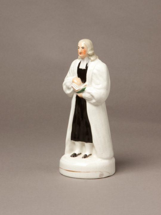 John Wesley Staffordshire figure/ Ffigwr Swydd Stafford o John Wesley Sold