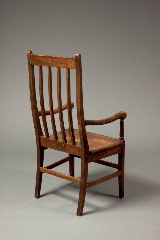 Welsh arm chair