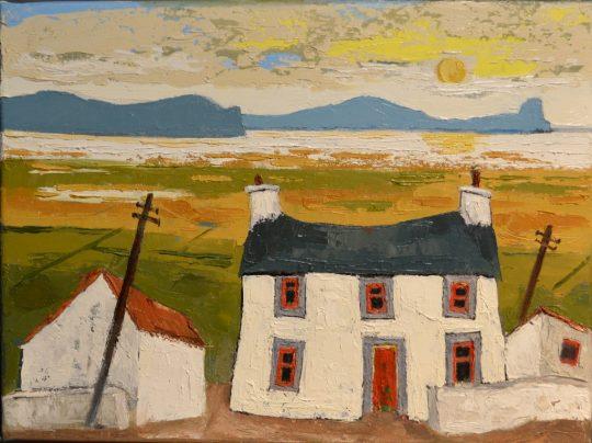 Y Gwr o Llansaint by Wynne Jenkins Sold
