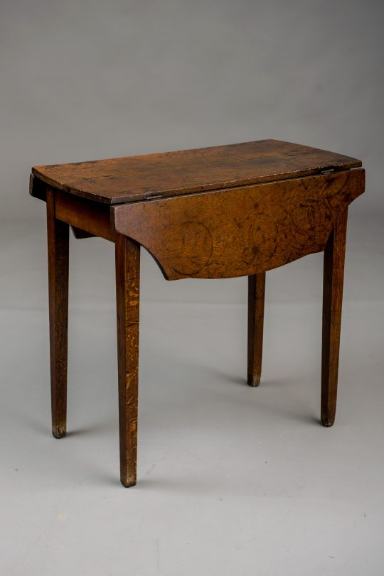 Welsh drop leaf table
