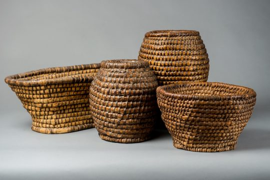Welsh baskets