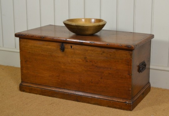 Victorian blanket box SOLD