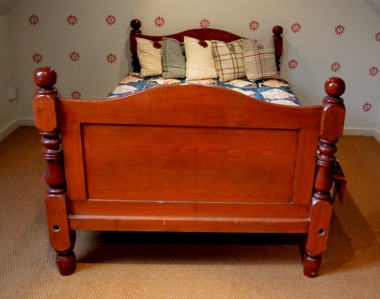 Welsh bed Sold