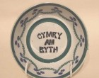 cymru am byth welsh antiques welsh pottery spongeware