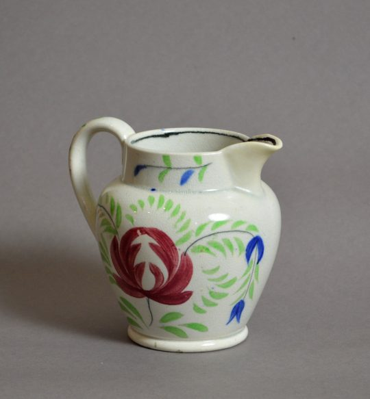Hand painted jug Sold