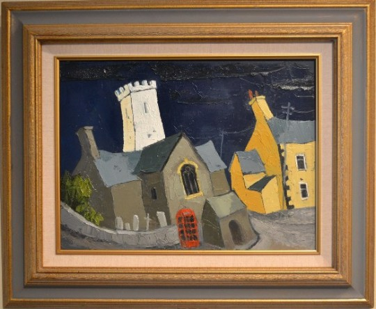 Llansaint by Wynne Jenkins Sold