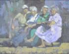 Meirion jones welsh art welsh oil paintings contemporary welsh art