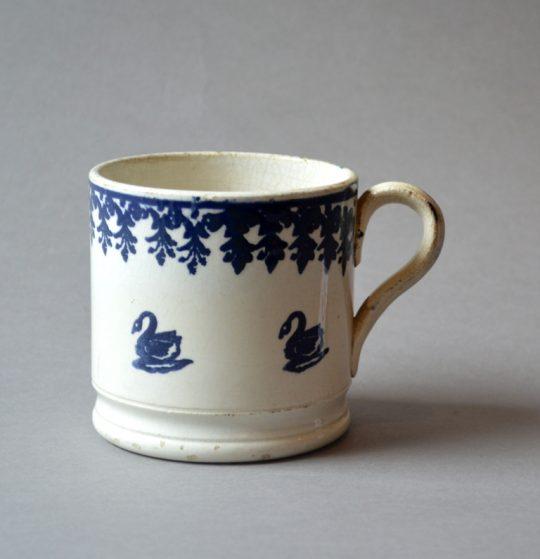 Spongeware mug (G) Sold
