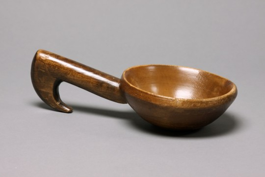 Welsh sycamore scoop