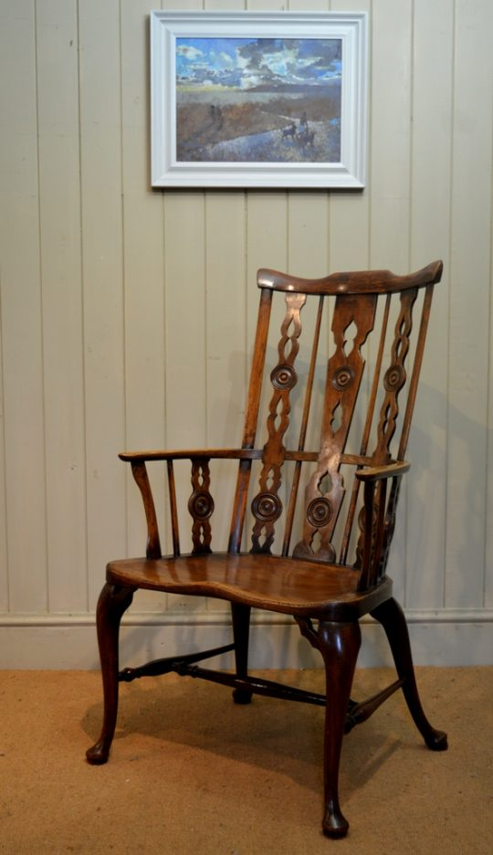 Windsor armchair Sold