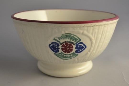 Spongeware bowl Sold