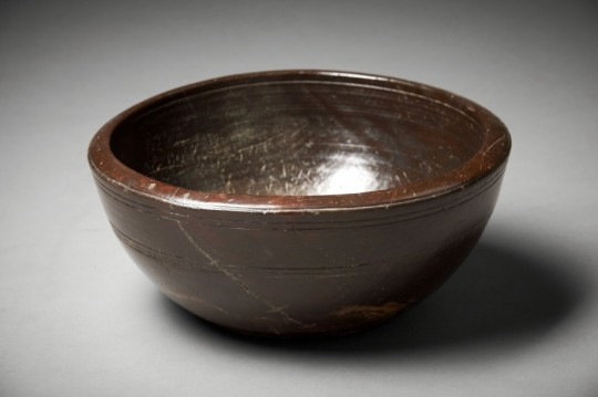 Turned Sycamore Bowl