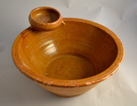 Pottery wash-bowl Sold
